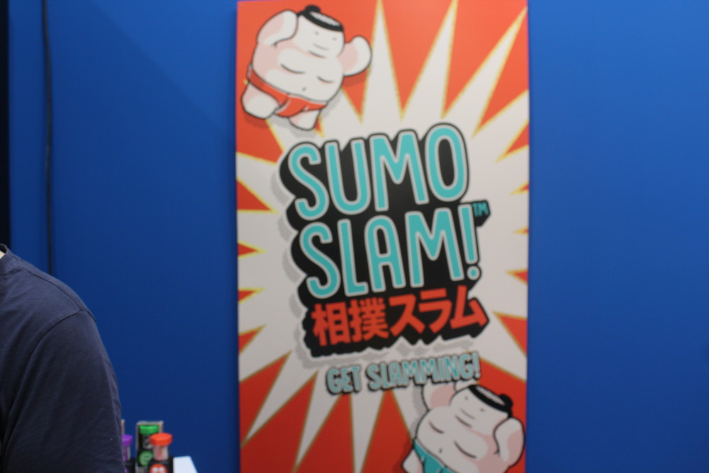 Sumo Slam! - More fun from Ripley's Games