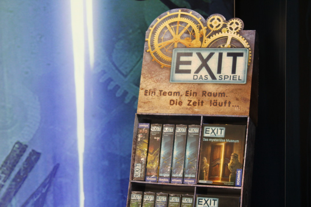 Exit Games - The full range of Exit Games from Kosmos.