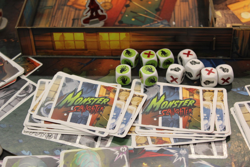 Monster Slaughter - Great to see this again at the Ankana booth