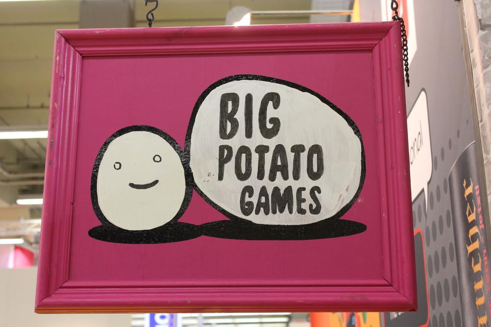 Big Potato Games - We always love seeing these guys!