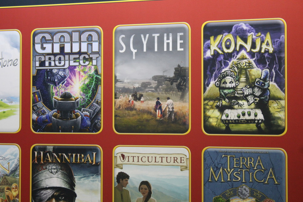 Konja - Nice to see a game that I contributed to play testing for going into Production.