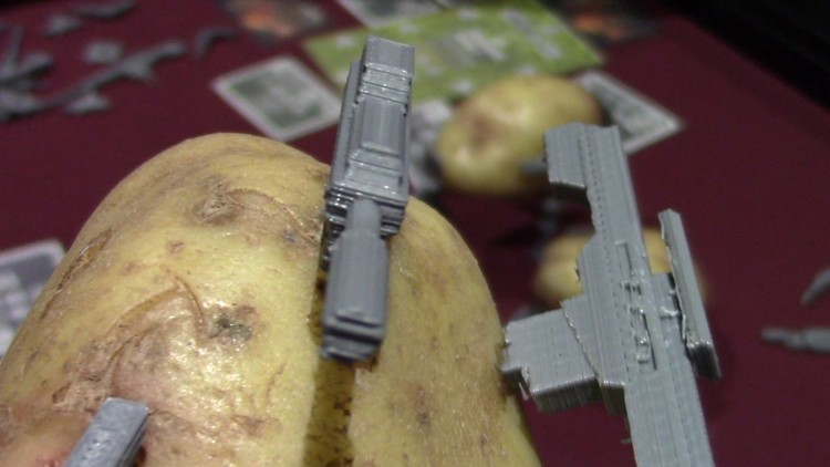 Kartoffelkrieg Close
