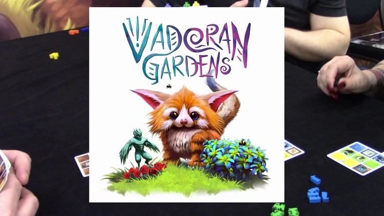 Vadoran Gardens play through and Interview