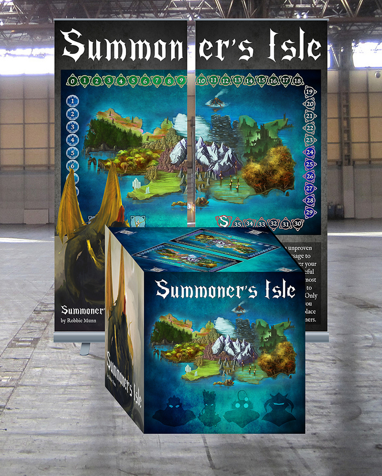 Full summoners isle