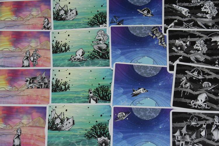 Somnicum Cards