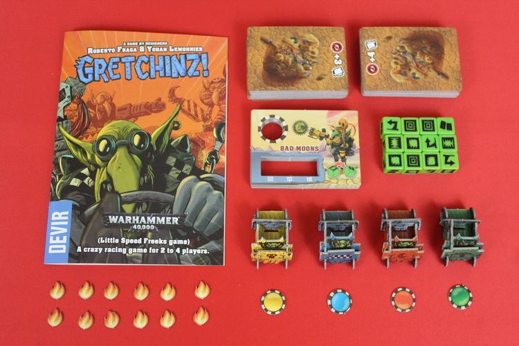 Gretchinz Components