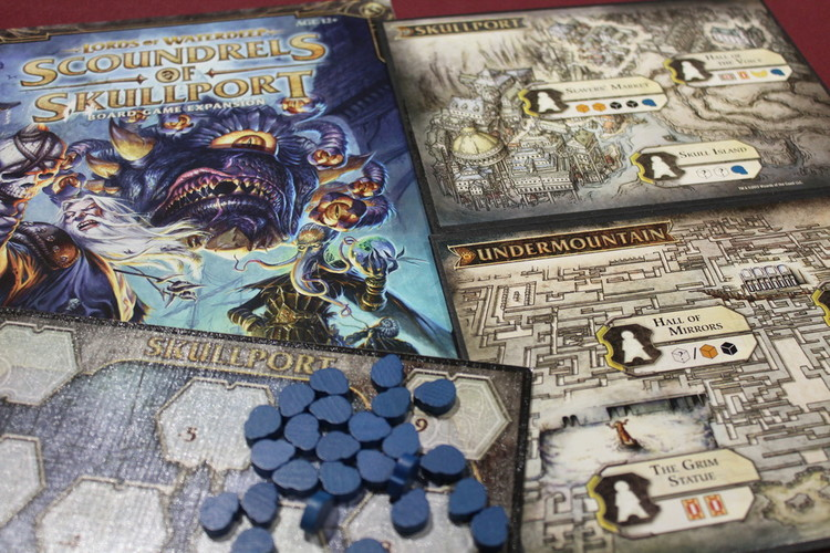 5 for the 5th - Essential Expansions Skullport