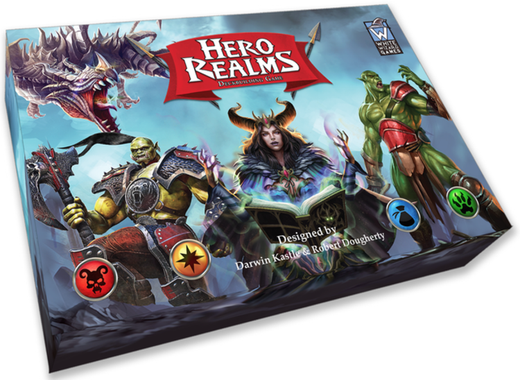 Hero Realms by White Wizard Games