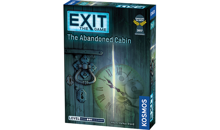Exit: The Game - The Abandoned Cabin by Kosmos