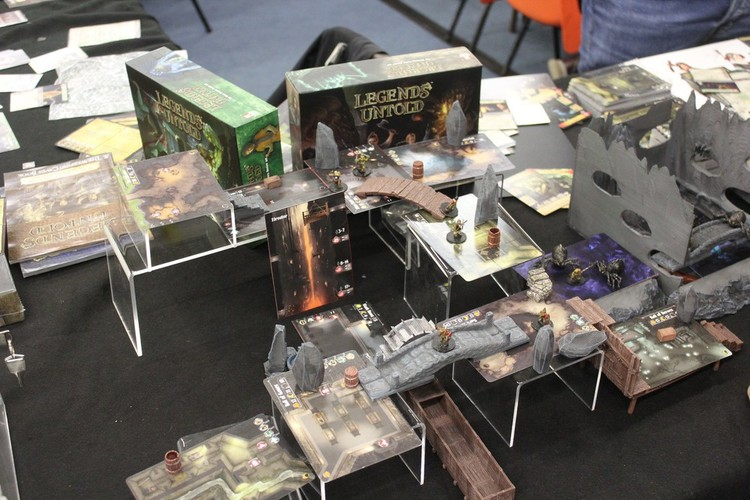 Tabletop Scotland 2018 Legendsuntold