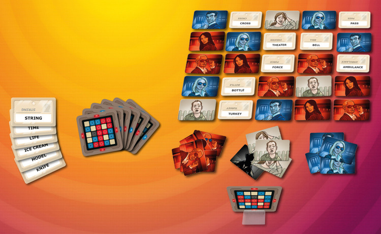 Essen Countdown: Day One Preorders Codenames