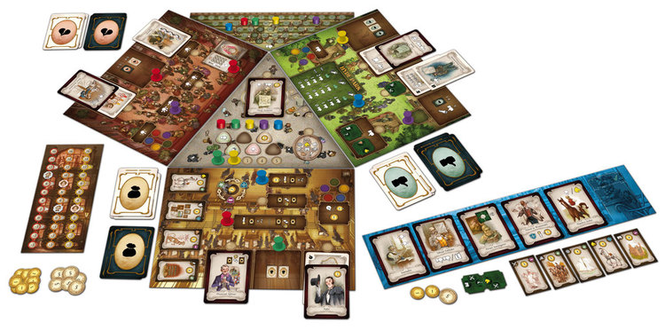 Essen Countdown: Day One Preorders Theprodigalsclub