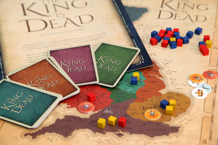 Essen Countdown: Day One Preorders Thekingisdead